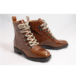 Via Vai 5304015 biker boots cognac