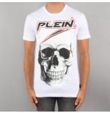 Philipp Plein Round neck ss space pi wit