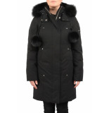 Moose Knuckles Stirling parka lds zwart/zwart