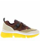 Chloe Sneakers sonnie bruin/beige