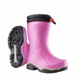 Dunlop Regenlaars blizzard kids pink-schoenmaat 25