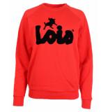 Lois Sweatshirt new sweater 5963 rood