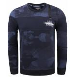 Gabbiano Sweatshirt 7471 blauw