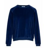 By-Bar Amsterdam Sweatshirt 19415005 teddy blauw