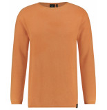 Kultivate Pullover kn melvin washed goud
