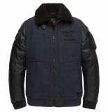 PME Legend Flight jacket starlifter salute blauw