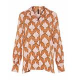 Y.A.S Gabrielle s/s shirt roze