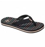 Reef Slipper girls kids ahi stripes