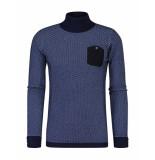 Blue Industry Pullover knitwear blauw
