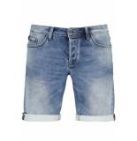Garcia Jeans 635 savio 4476 light used blauw