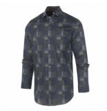 Blue Industry 1284.92 shirt green