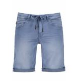 Garcia Jeans 635 savio 3263 airforce blue blauw