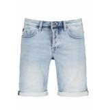 Garcia Jeans 635 savio 6624 denim bleached blauw