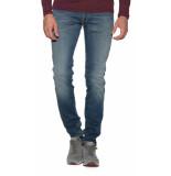 Replay Anbass hyperflex jeans blauw