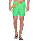 Superdry Zwemshort groen