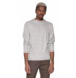 Anerkjendt Norman sweater grijs