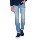 Lee Rider kick it jeans blauw
