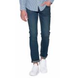 Lee Luke strummer worn jeans blauw