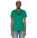 G-Star T-shirt met korte mouwen groen