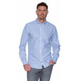 Tommy Hilfiger Casual overhemd met lange mouwen licht blauw