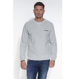 Diesel S-tina felpa sweater grijs