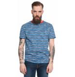 Armor Lux T-shirt met korte mouwen blauw