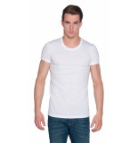 Alan Red James t-shirt met korte mouwen wit