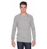 Denham Sweater grijs
