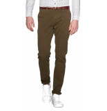 Scotch & Soda Stuart 5-pocket groen