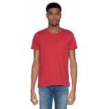 Scotch & Soda T-shirt met korte mouwen rood