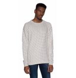 Anerkjendt Sweater wit