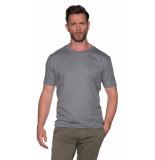 Hugo T-shirt met korte mouwen grijs