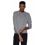 Replay Sweater grijs