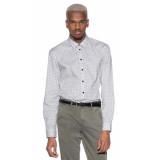 Minimum Casual overhemd met lange mouwen grijs
