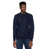 Denham Sweater blauw