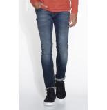 Nudie Jeans Grim tim jeans blauw
