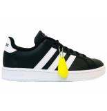 Adidas Sneakers grand court zwart