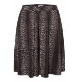 Pieces Pcera hw skirt pb 17097329 peyote/leo bruin