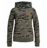 Jack & Jones Sweatshirt 12159307 jorhike khaki