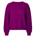 Lollys Laundry Pullover 19320-7006 ameli paars