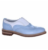 Gino-B Broque 16687w/11 blauw