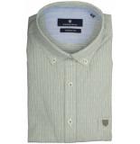Basefield Lange mouw overhemd 219013961/503 groen