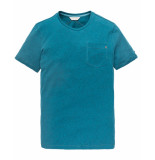 Cast Iron T-shirt ctss195312 blauw