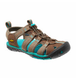 KEEN Clearwater CNX Sandaal beige