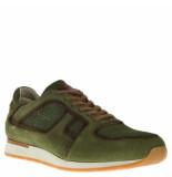 Braend Heren sneakers zwart groen