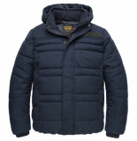 PME Legend Hooded jacket liftmaster salute blauw