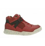 Red Rag Sneakers rood
