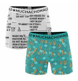 Muchachomalo Boys 2-pack short care of your short