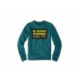 G-Star Sweater block groen