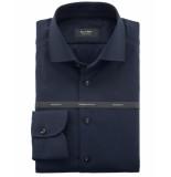 Olymp Dress hemd 853144 blauw